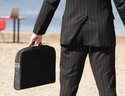 Cubicle to Cabana: More Business Professionals Disconnecting While on Vacation