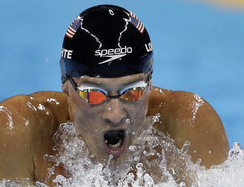 Lochtegate Overshadows Olympic Games