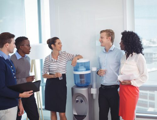 What's On Tap for Water Cooler Conversation?
